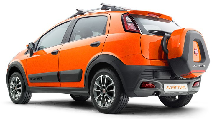 Fiat Avventura Launched in India; Price, Feature Details [PHOTOS]