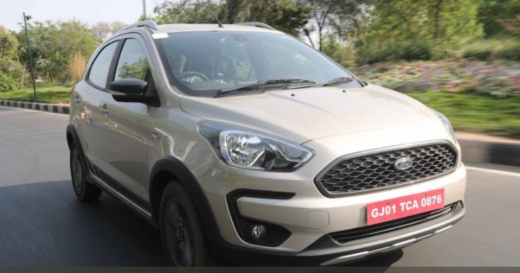 Ford Freestyle, Ford Freestyle India