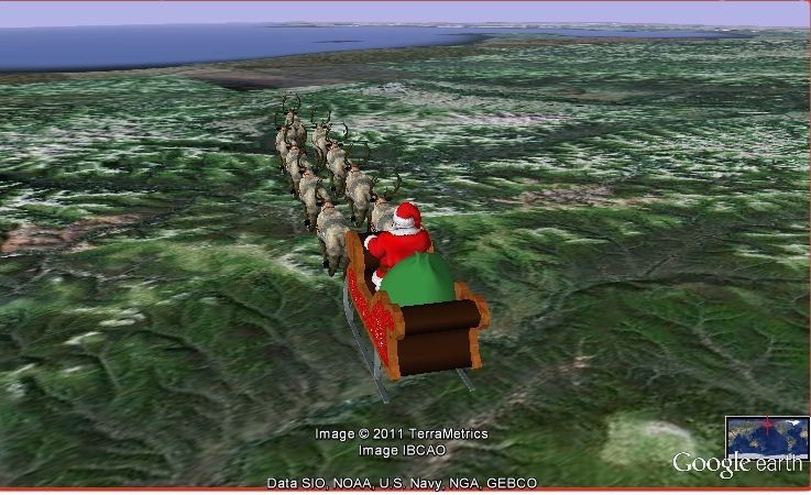 Santa Tracker 2016 live: NORAD and Google Maps provide live ... on oolitic map, oats map, tell city map, gulf of antalya on a map, headless horseman map, splashin safari map, santa and his reindeer, north pole map, track santa map, christmas map,