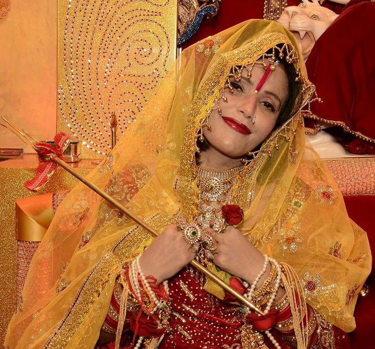 Radhe Maa,Radhe Maa photo,Hot radhe maa photos,Radhe maa in dress photos,Indian godwoman,godwoman,Radhe maa pictures,Radhe maa criminal case,goddess