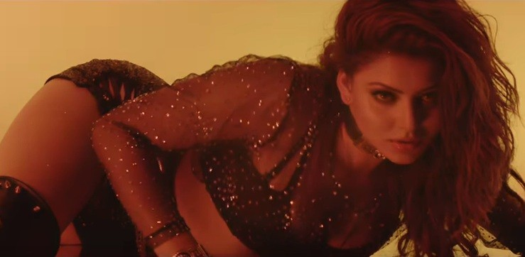 Urvashi Rautela in Hate Story 4