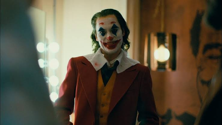 Joker trailer screenshot