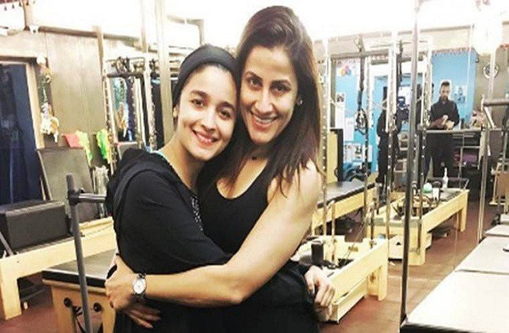 Katrina Kaif,Deepika Padukone,Alia Bhatt,Yasmin Karachiwala,Yasmin Karachiwala opens gym franchise,Preity Zinta,Bipasha Basu,Huma Qureshi