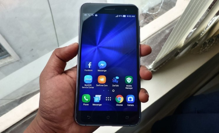 Asus Zenfone 3, Review, Android Nougat, Asus