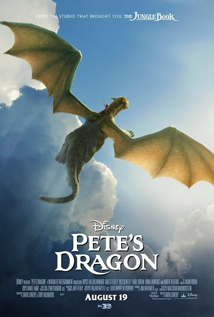 Pete's Dragon,Pete's Dragon poster,Pete's Dragon movie poster,Bryce Dallas Howard,Oakes Fegley,Wes Bentley,Karl Urban,Oona Laurence,Robert Redford,Pete's Dragon movie stills,Pete's Dragon movie pics,Pete's Dragon movie images