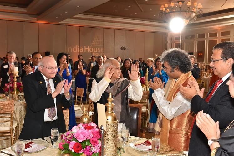 Pandit Jasraj,Pandit Jasraj honoured in Houston,Pandit Jasraj in Houston,Hindustani music,Music Pandit Jasraj,Music Pandit Jasraj honoured