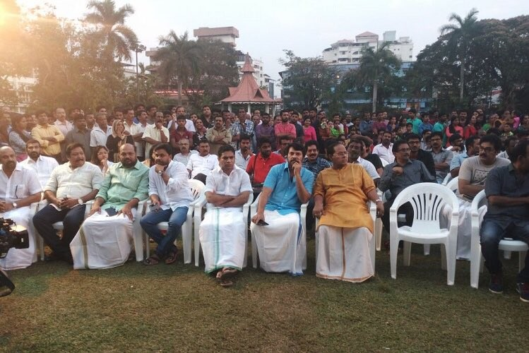 Dileep,Manju Warrier,Mammootty,Malayalam film Industry,Malayalam film,Bhavana molestation case,Bhavana molestation,Bhavana