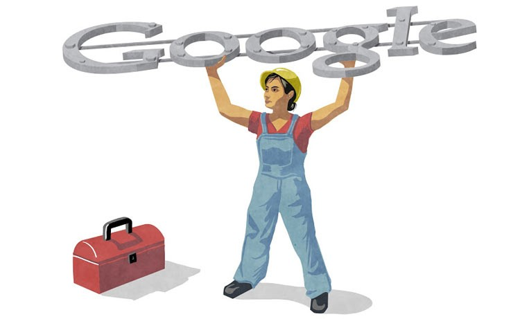 Labour Day,workers day,may day,Google Doodle,Google,may day 2015,Labour day Weekend,google doodle labour day,Labor Day 2015