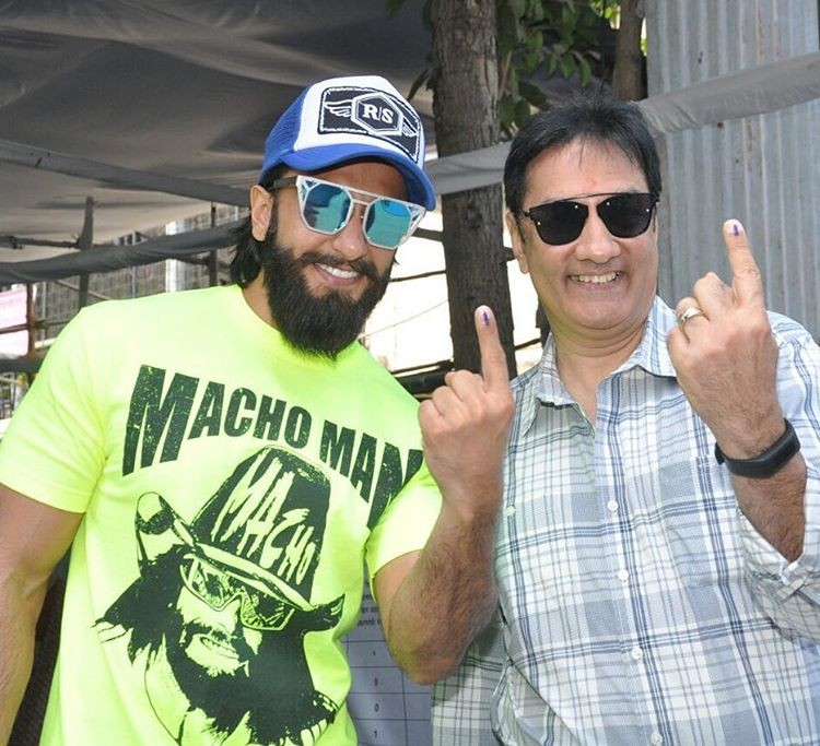 BMC Elections 2017,BMC Elections,Anushka Sharma,Rekha,Zoya Akhtar,BMC Elections pics,BMC Elections images,BMC Elections photos,BMC Elections stills,BMC Elections pictures,Ranveer Singh