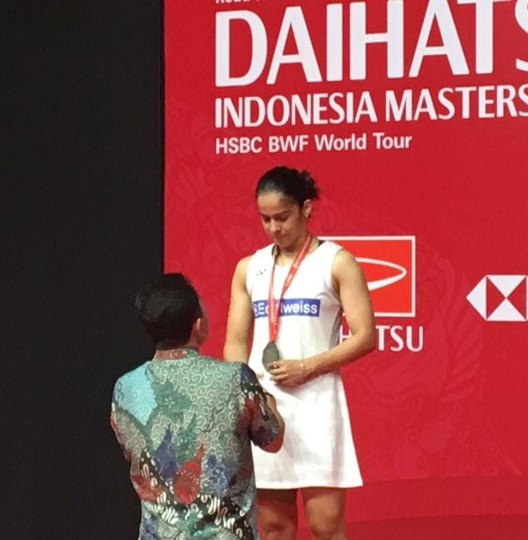Saina Nehwal,Saina Nehwal Indonesia Masters final,Indian shuttler Saina Nehwal,shuttler Saina Nehwal,Tai Tzu Ying