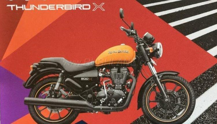 Royal Enfield Thunderbird 500X