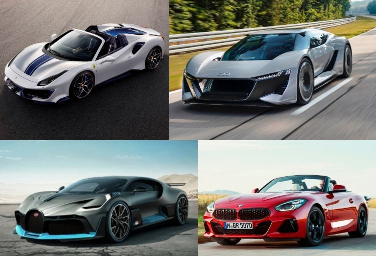From Bmw Z4 M40i To Bugatti Divo Top 7 Exciting Cars Revealed At