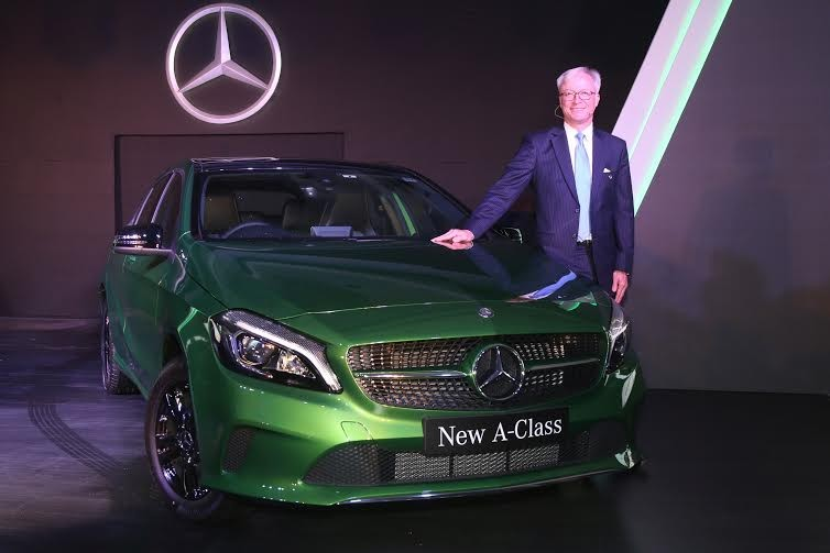 Mercedes-Benz,Mercedes-Benz new A-Class hatchback,Mercedes-Benz new A-Class hatchback photos,New Mercedes-Benz A-Class India price,New Mercedes-Benz A-Class price details,New Mercedes-Benz A-Class images,New Mercedes-Benz A-Class specs,New Mercedes-Benz A