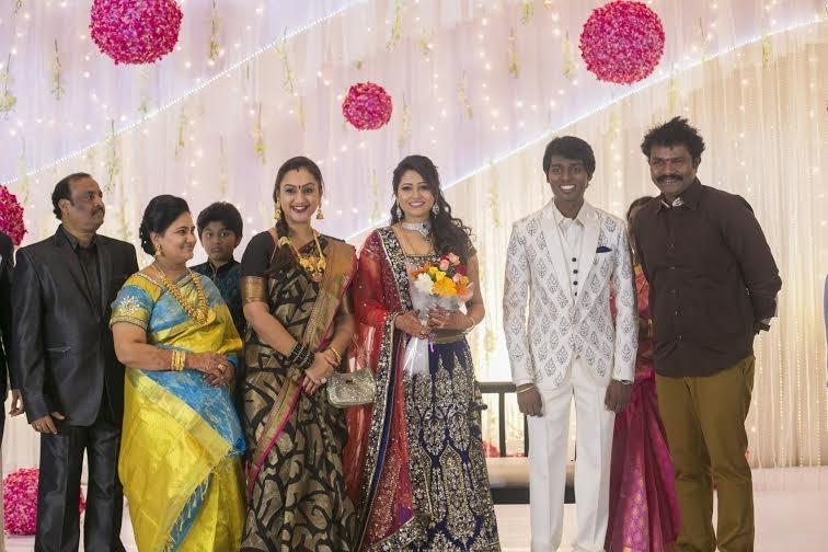 Sridevi, Krishna Priya, Atlee, Hari
