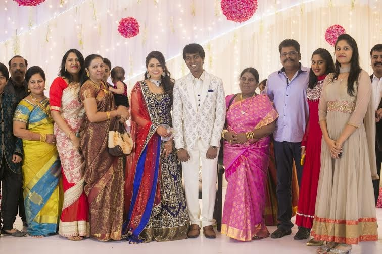 KS Ravikumar at Atlee-Krishna Priya's Wedding Reception