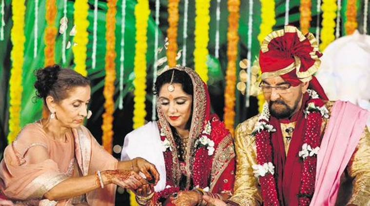 Veteran actor Kabir Bedi, who celebrated his 70th birthday on Saturday, with his close friends also tied the knot with his long-time partner Parveen Dusanj on Friday.