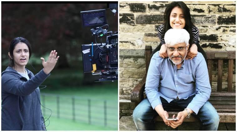 Vikram Bhatt,TV star Sreejita De,Krishna Bhatt,Untouchables,Untouchables poster,Untouchables first look,Untouchables movie poster