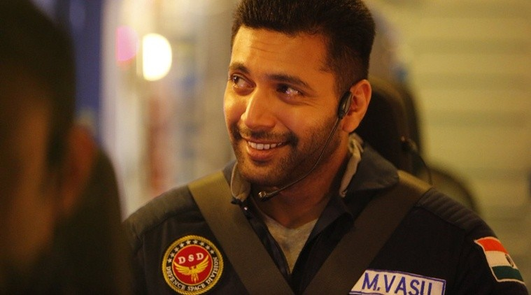 Jayam Ravi,Nivetha Pethuraj,Tik Tik Tik,Tik Tik Tik movie stills,Tik Tik Tik movie pics,Jayam Ravi Tik Tik Tik,Tik Tik Tik review,Tik Tik Tik movie review