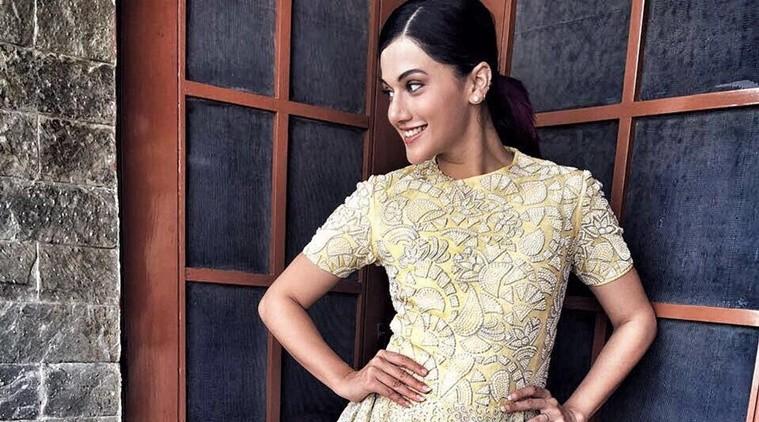 Taapsee Pannu,actress Taapsee Pannu,Manmarziyaan,Tadka,Judwaa 2,Dil Juunglee