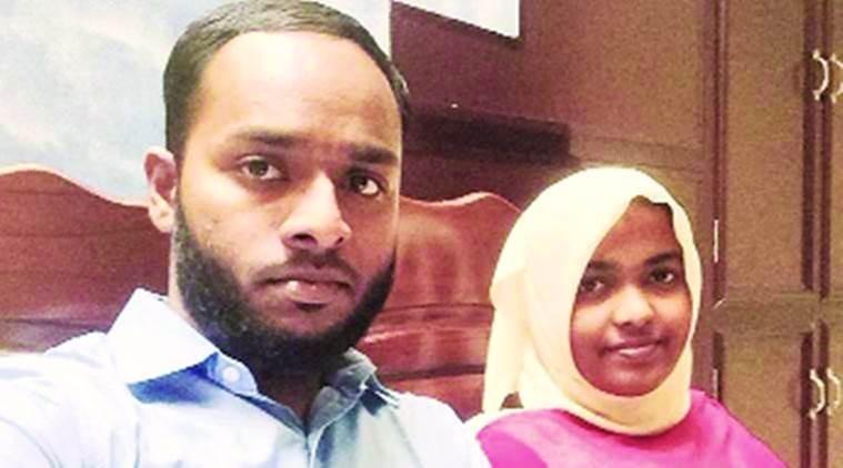 Shafin Jahan and Hadiya