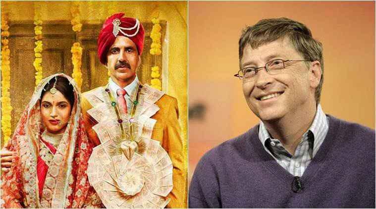 Toilet: Ek Prem Katha makes it to Bill Gates' inspirational stories of 2017 list