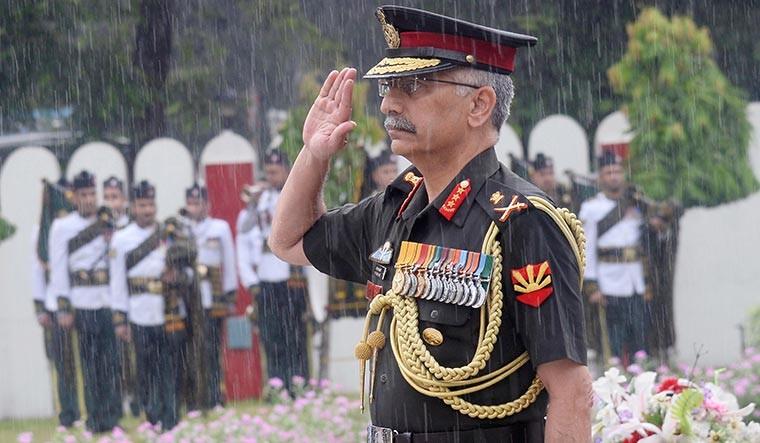 Lt Gen Manoj Mukund Naravane