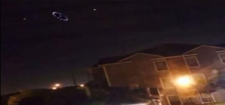 UFO over Houston