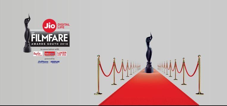 65th Filmfare Awards South