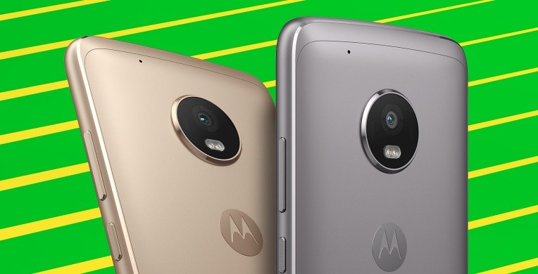 Moto G5 Plus as seen on its official website