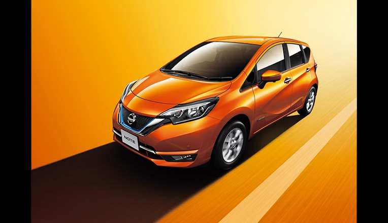 Nissan Note e-Power, Nissan e-Power tech