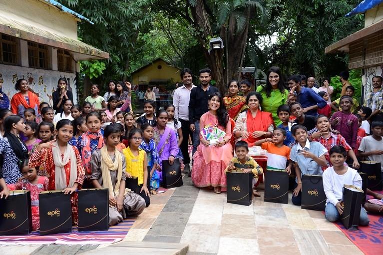 Sakshi Tanwar,Tyohaar Ki Thaali,Tyohaar Ki Thaali express,EPIC Channel,TV actress Sakshi Tanwar