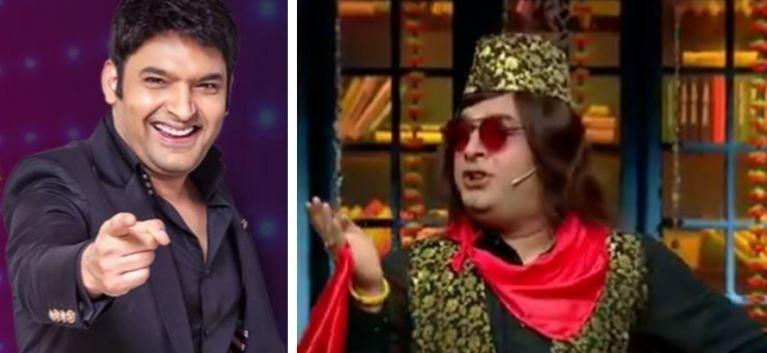 Kapil Sharma new look