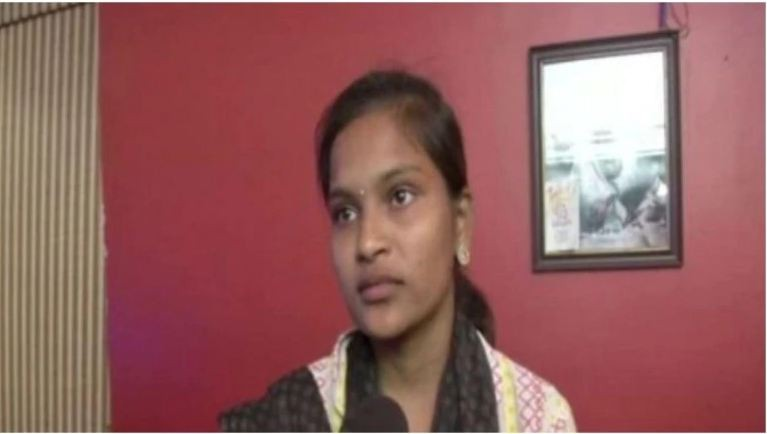 Andhra girl reunites with parents