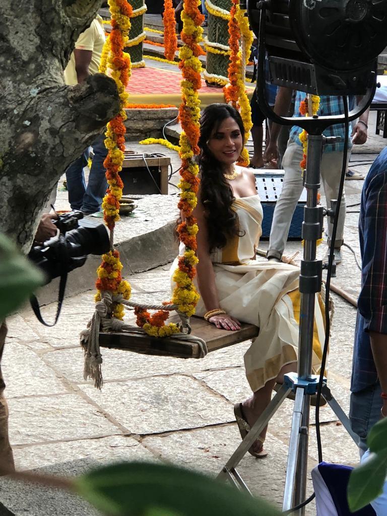 Shakeela,Shakeela biopic,Richa Chadha Shakeela biopic,Richa Chadha,Indrajit Lankesh