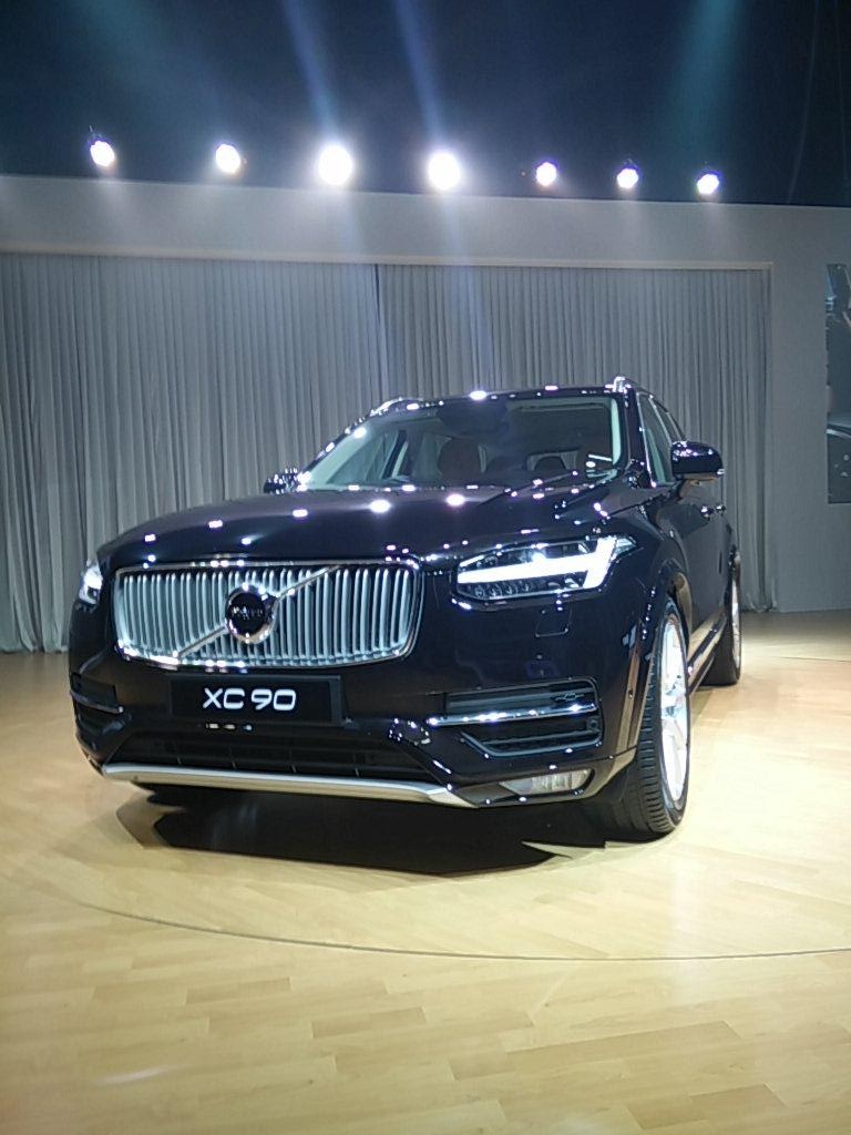 New Volvo XC90 SUV launched at Rs 64.9 lakh