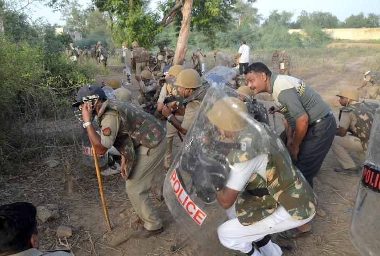 Mathura clash,Mathura,Mathura clashes,Mathura violence,Mukul Dwivedi,Superintendent of Police Mukul Dwivedi,Samajwadi Party,Mathura clash pics,Mathura clash images,Mathura clash photos,Mathura clash stills,Mathura clash pictures