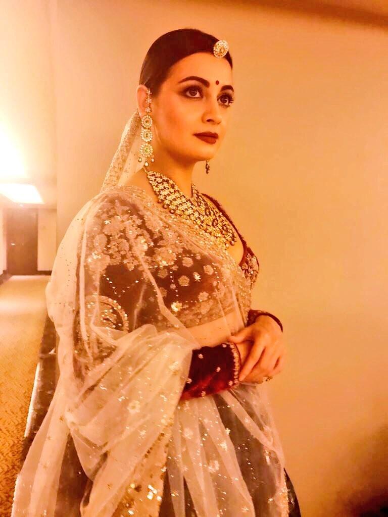 Dia Mirza,actress Dia Mirza,Dia Mirza looks stunning,ICW 2017,ICW,Actress-producer Dia Mirza