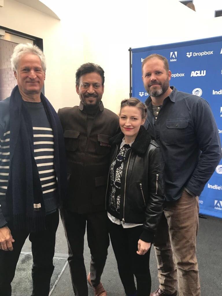 Irrfan Khan,actor Irrfan Khan,David Denman,Kelly Macdonald,The Puzzle