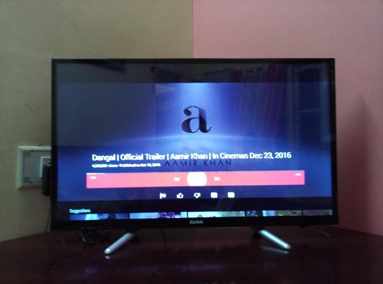 Kodak 32HD XSmart LED TV review