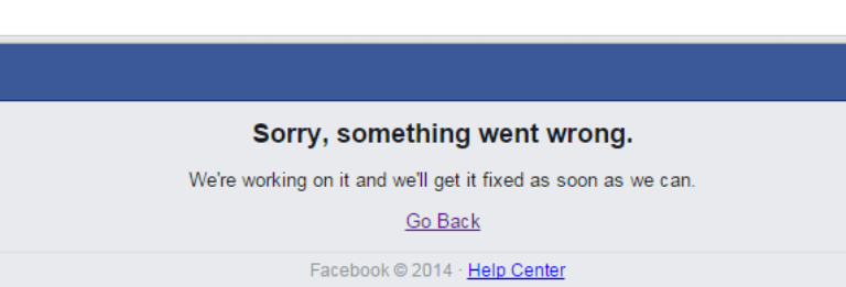 Facebook And Instagram Suffer Global Outage, And They're Back Online