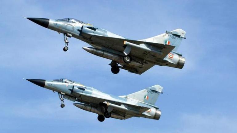 Mirage 2000 fighter jets