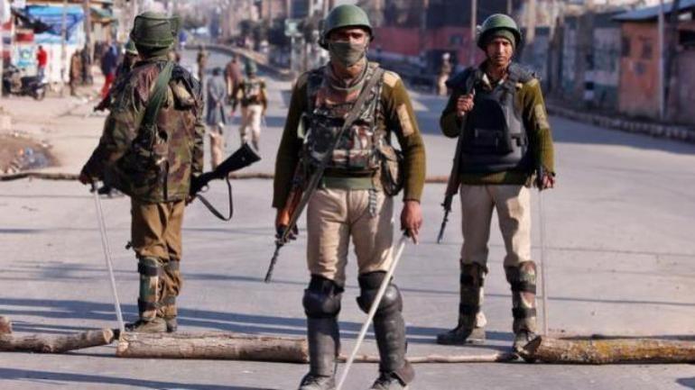 Jammu kashmir encounter