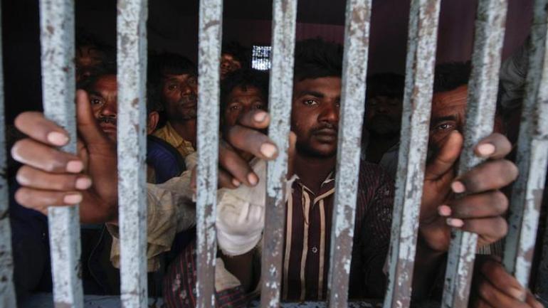 Pakistan jail prisoner