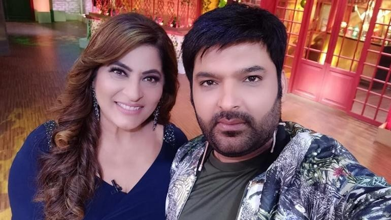 The Kapil Sharma Show: Archana Puran Singh and Kapil Sharma