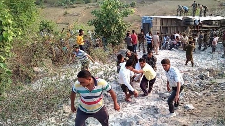 Jharkhand accident