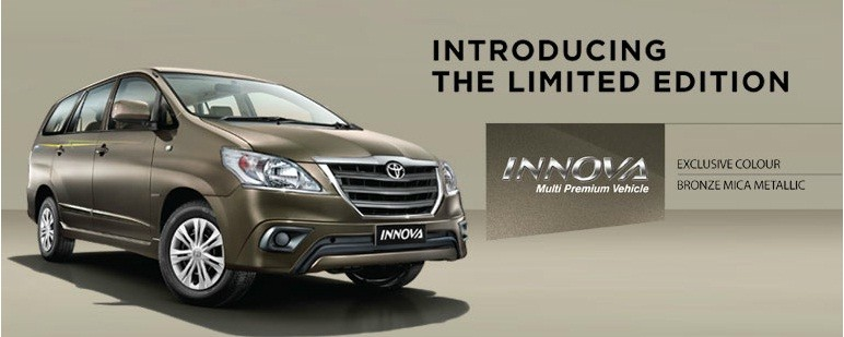 Toyota Innova Limited Edition Launched in India; Price, Feature, Availability Details