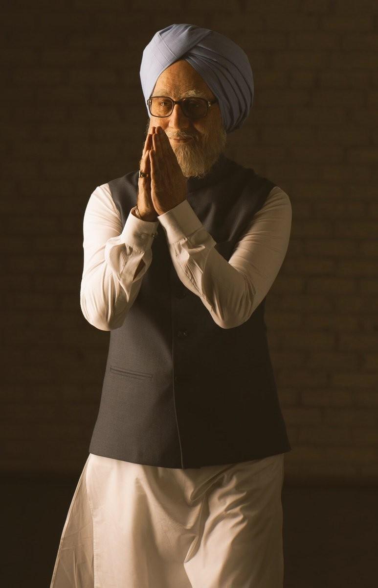 The Accidental Prime Minister,Dr Manmohan Singh,Anupam Kher,Anupam Kher as Manmohan Singh,The Accidental Prime Minister first look