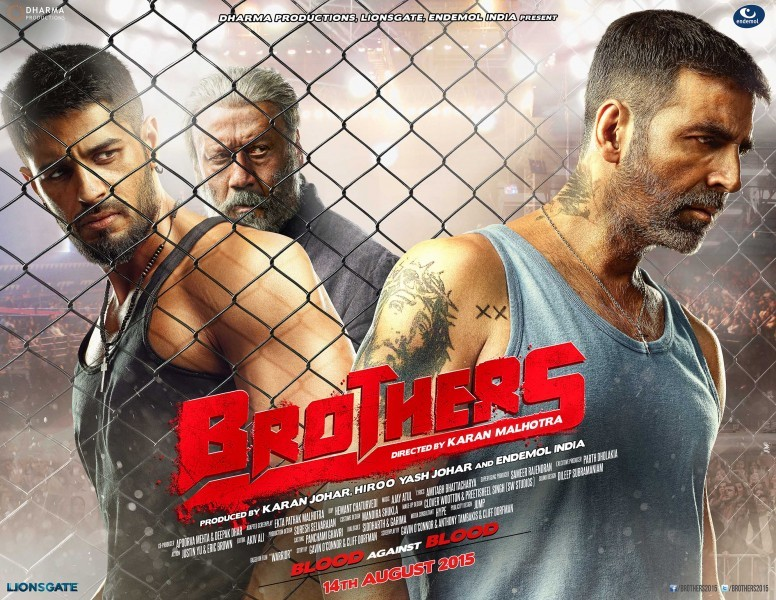 Brothers,Akshay Kumar,Sidharth Malhotra,Jacqueline Fernandez,Karan Malhotra,Bollywood