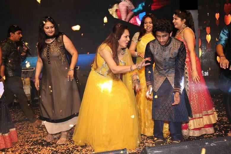 Jayaprada,actress Jayaprada,Jayaprada's son Siddhu Wedding Respection,Siddhu Wedding Respection,Sridevi,sridevi kapoor,Boney kapoor sridevi,Meena,Ambareesh,Mohan Babu