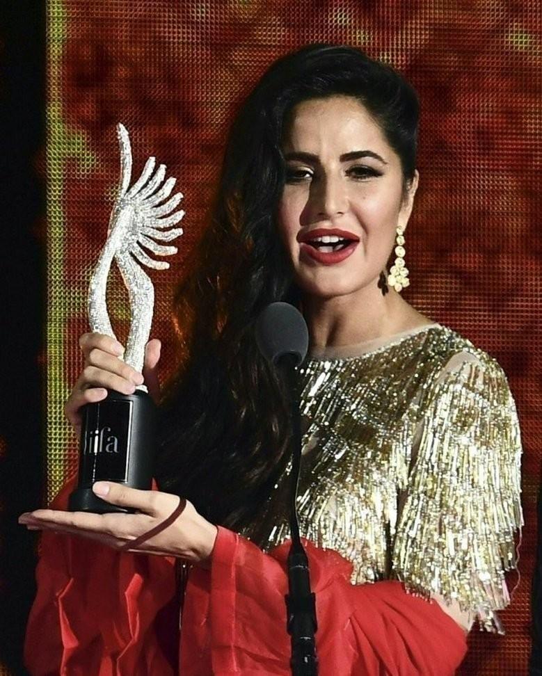 Katrina Kaif,actress Katrina Kaif,Katrina Kaif at IIFA 2017,Katrina Kaif at IIFA,Katrina Kaif at IIFA awards,IIFA awards,IIFA awards 2017